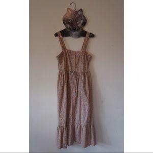 VTG 70s Style Boho Dress
